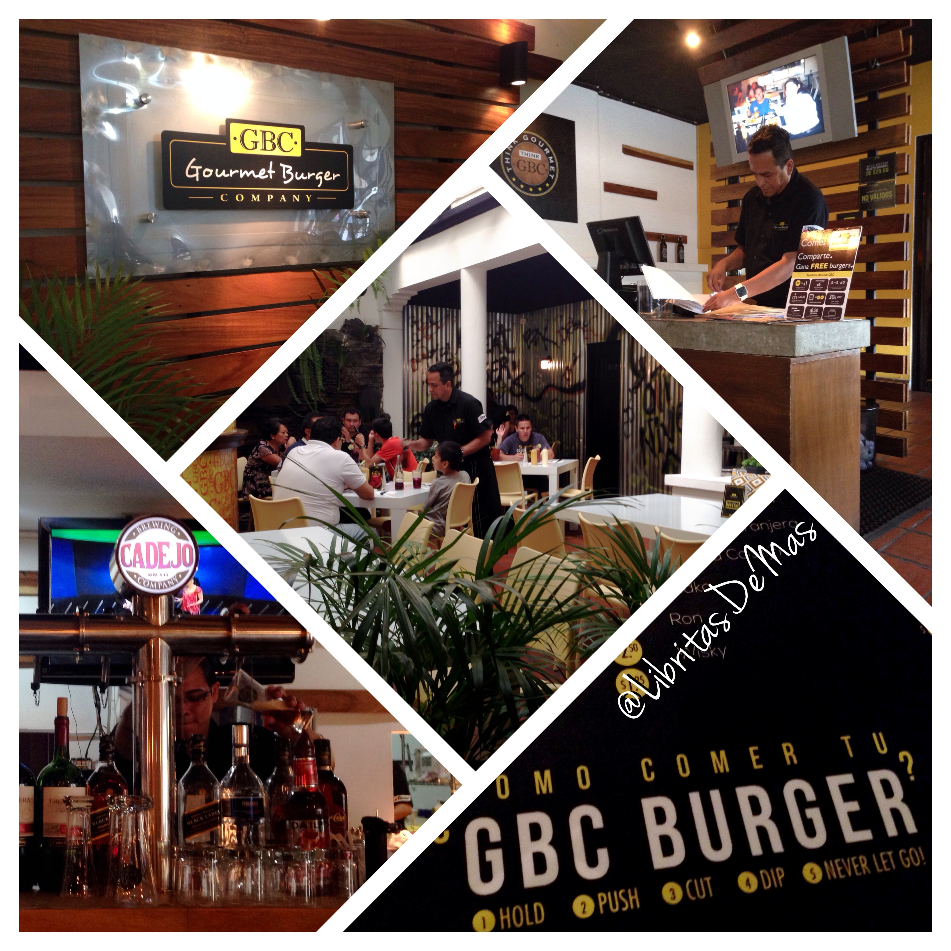 Hamburger Heaven! …. GBC