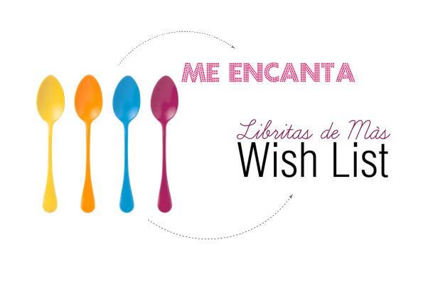 Libritas Wish List!