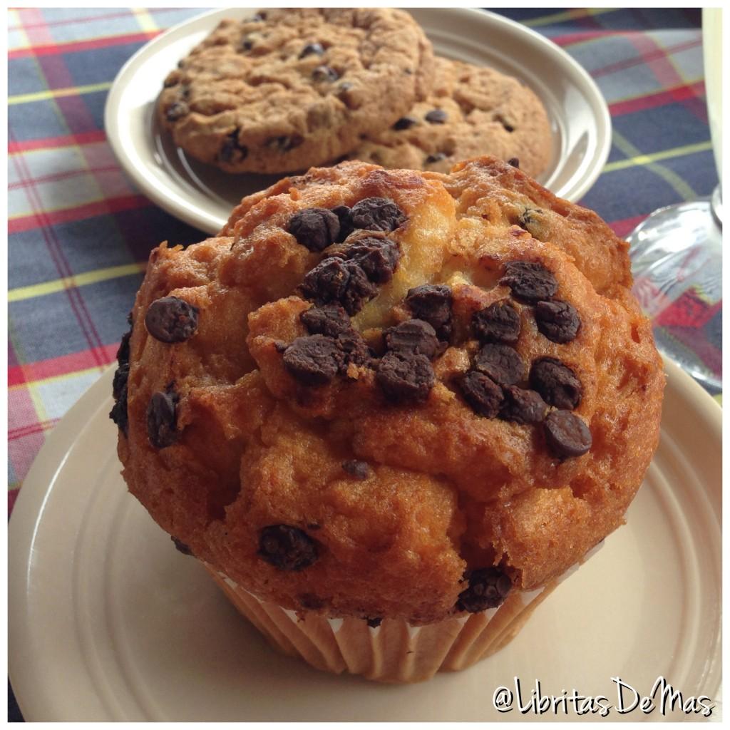 Cartagena, muffin, libritas de mas