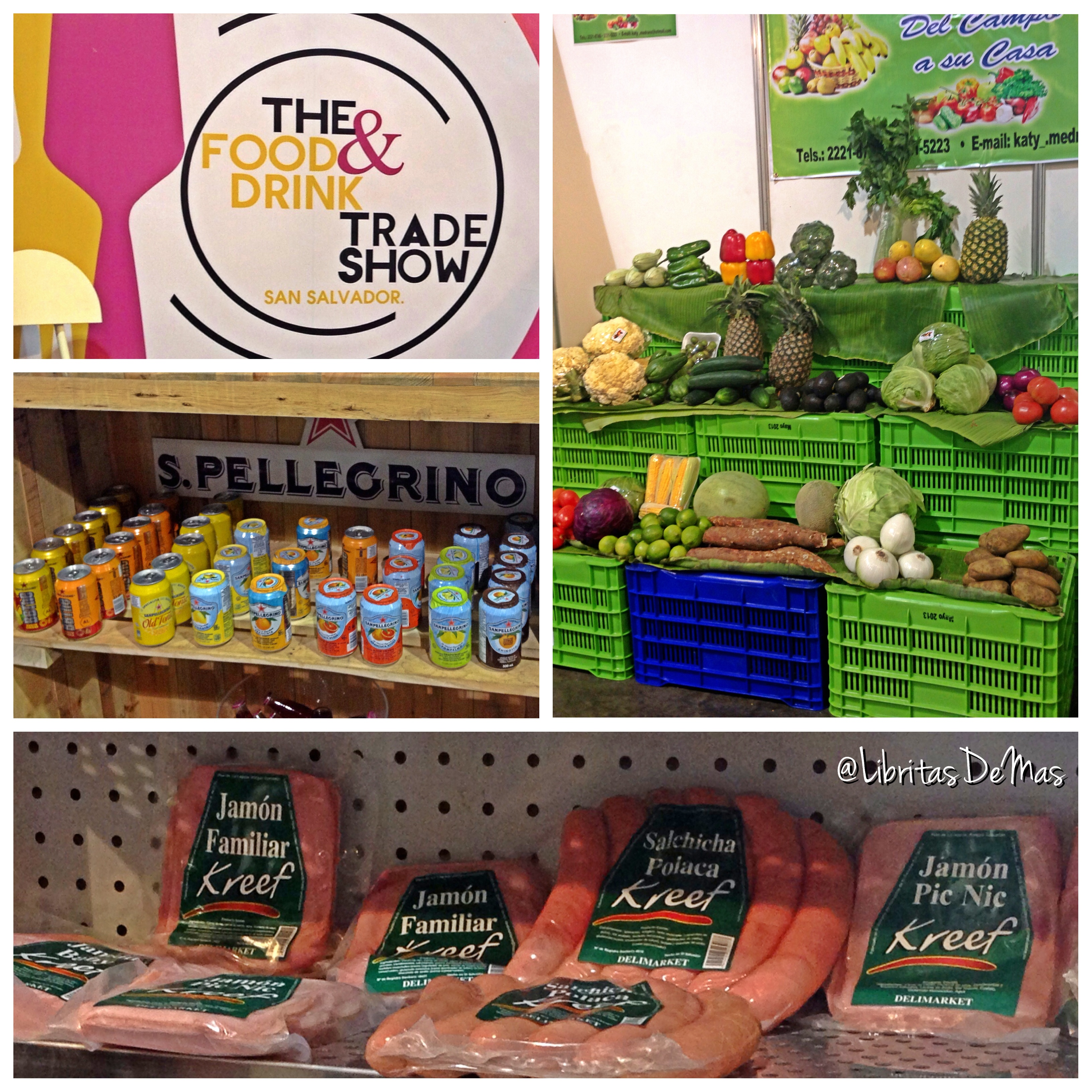 Libritas en The Food & Drink Trade Show !
