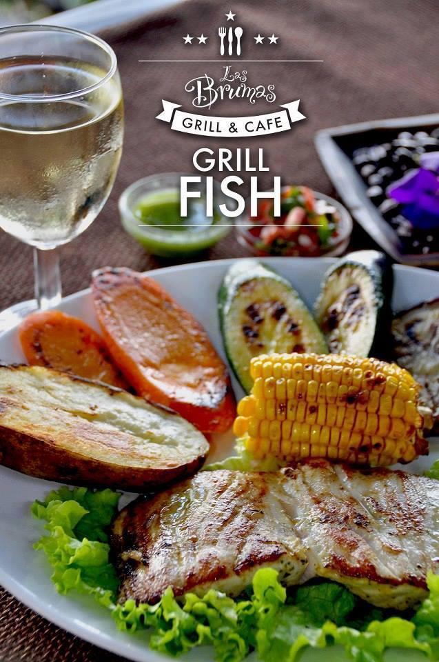 Las_Brumas_Grill fish