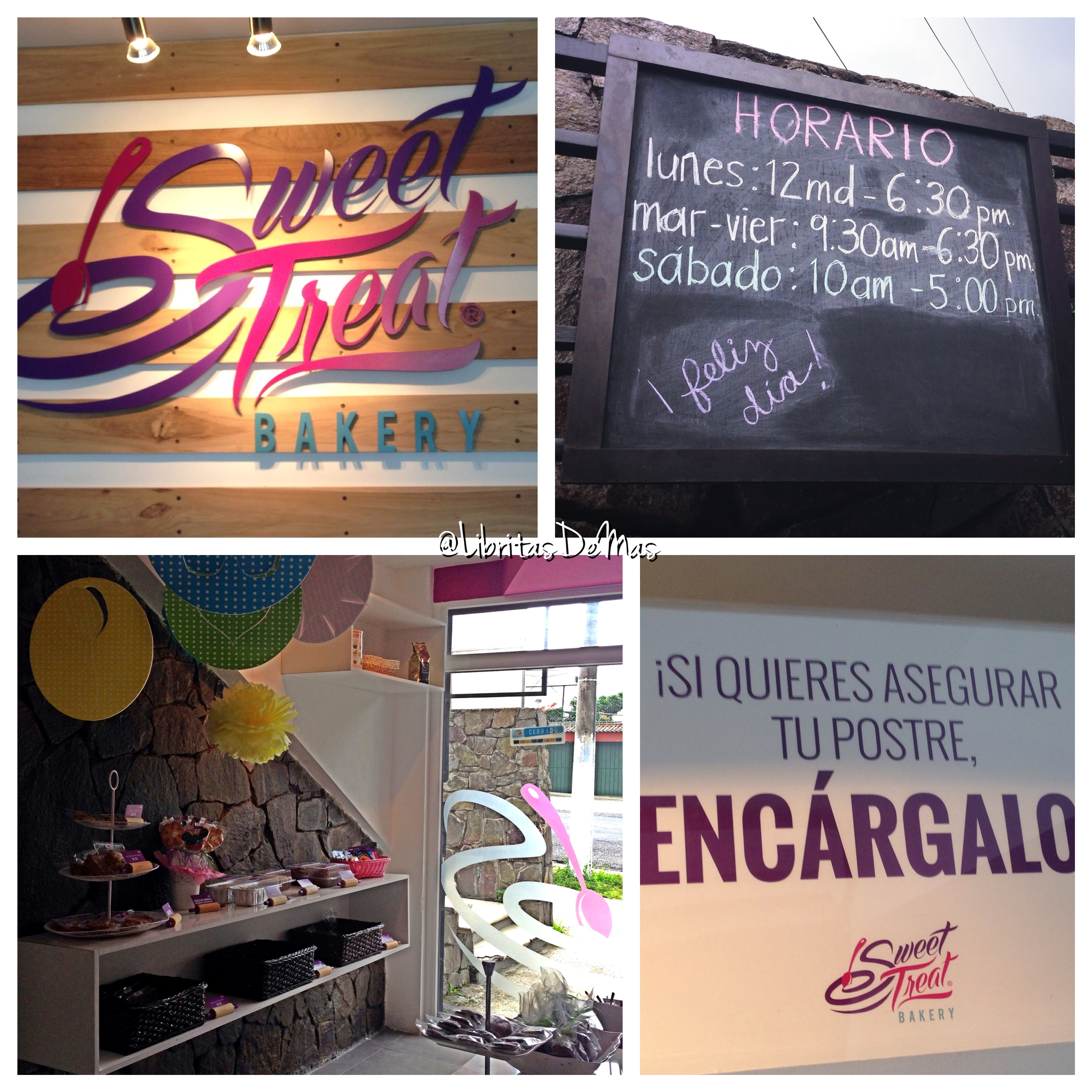 ¡A endulzarle la vida a Papá!… Sweet Treat Bakery