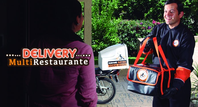 Gourmet express delivery