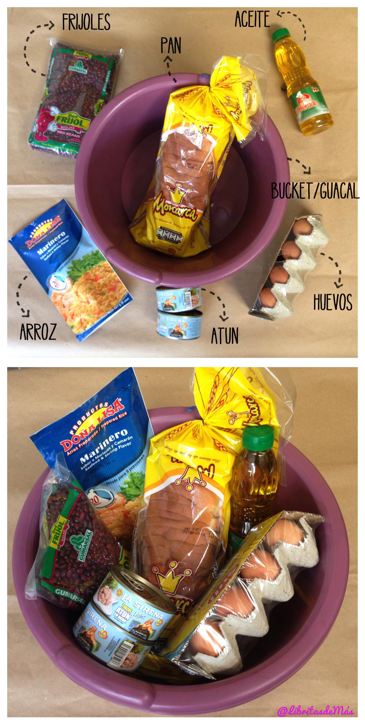 ¡ Libritas toma el #FoodBucketChallengeSV !