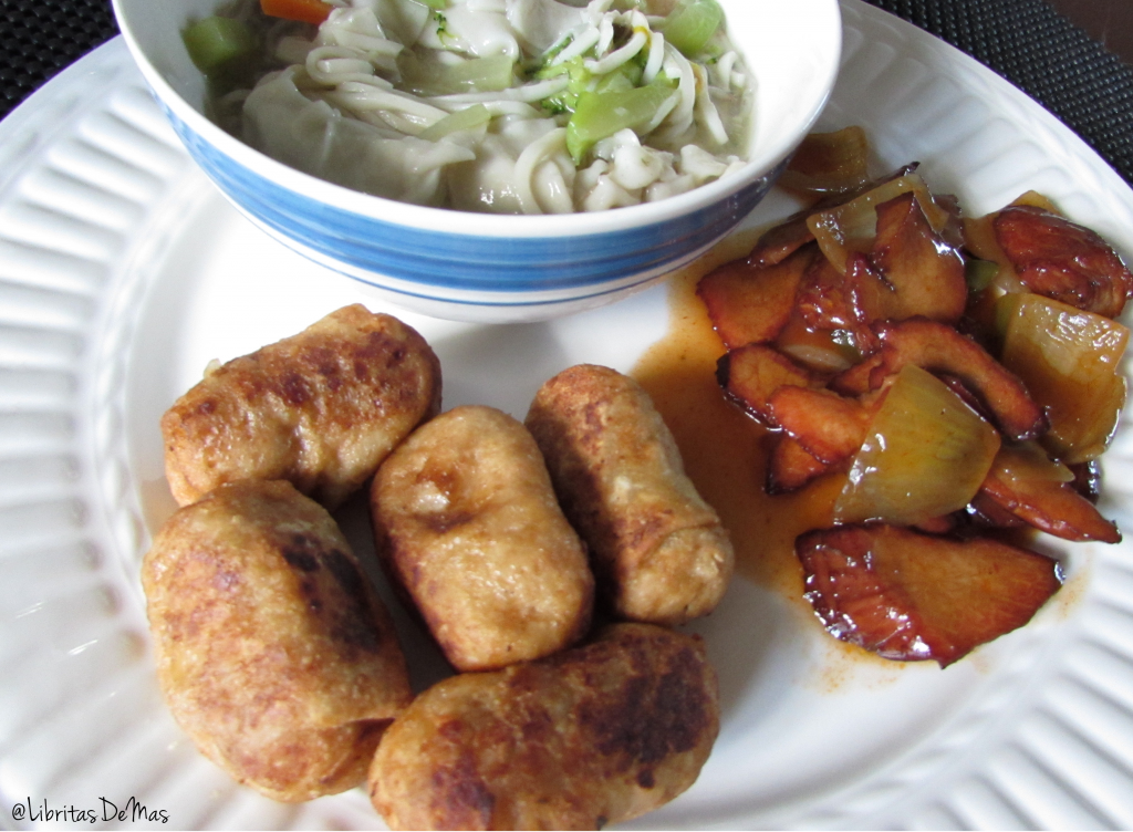 libritas , comida china 2