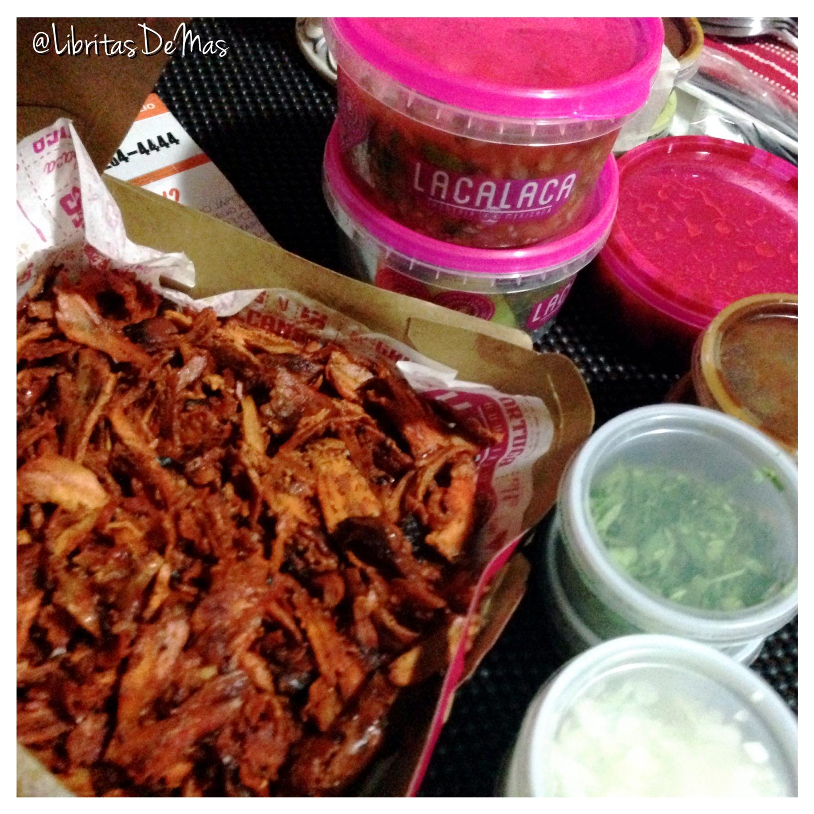 ¡Tacos, tacos, TACOS!…Lacalaca