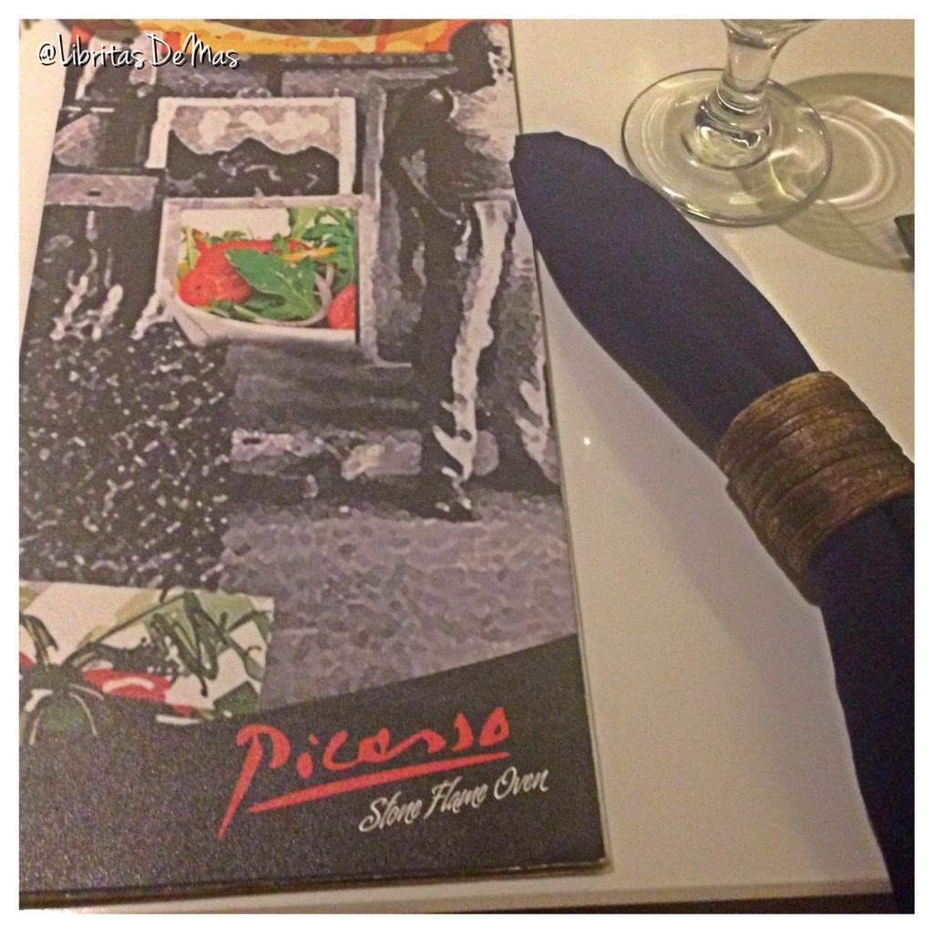 Picasso , libritas