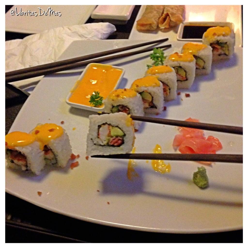 Libritas , Maki Sushi 4