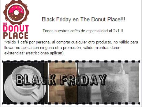 The donut place, libritas