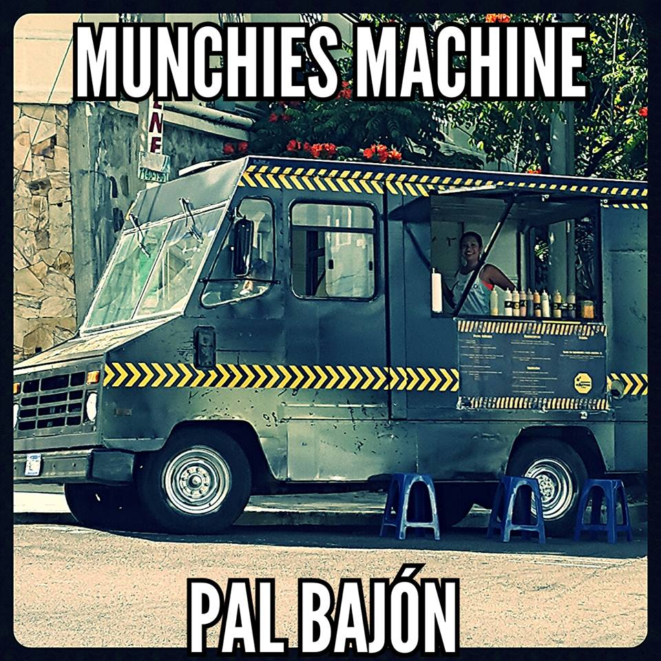 Munchies Machine, Libritas de Más