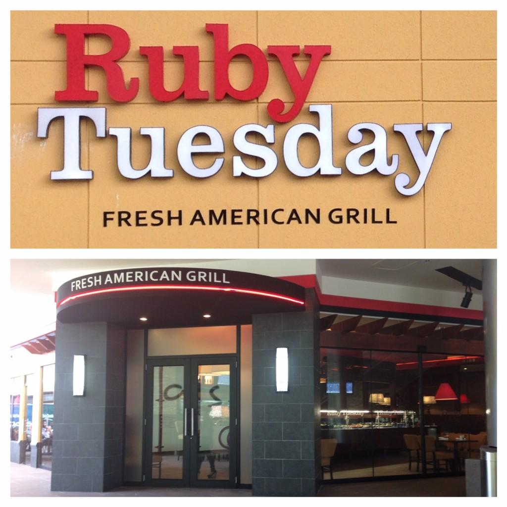 Ruby Tuesday, Libritas de Más