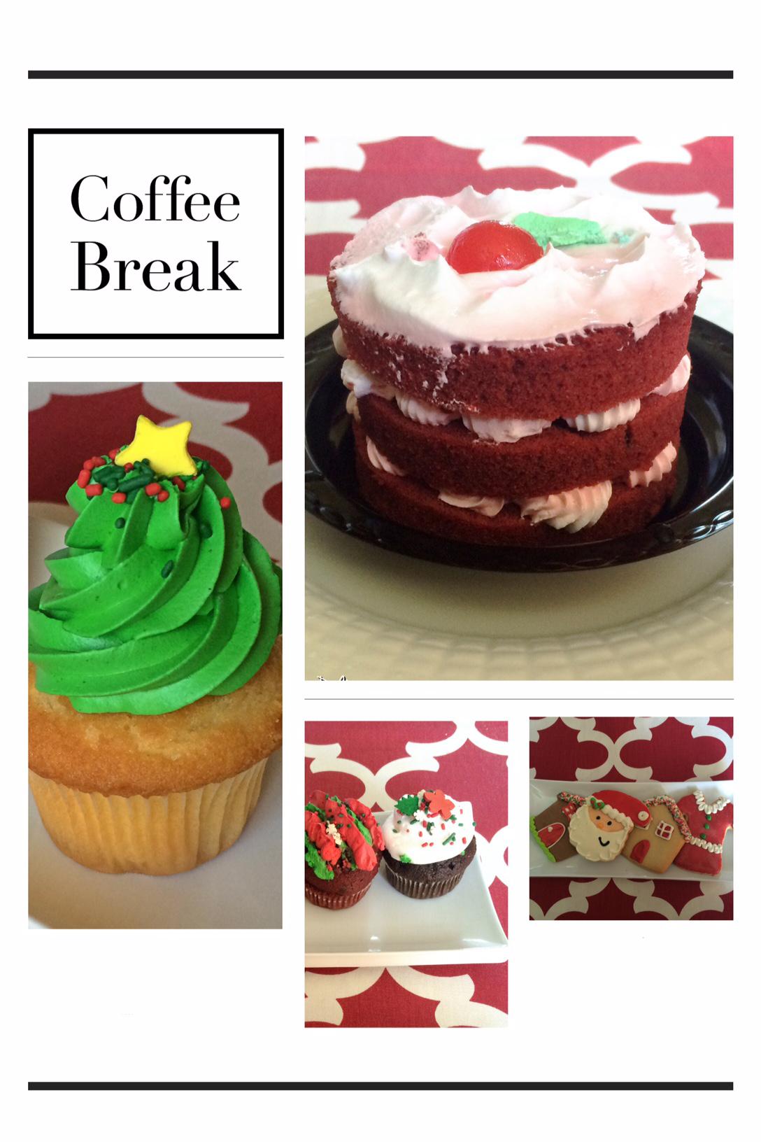¡Galletitas, cupcakes y Mini-Cakes!… en Panadería Rosario