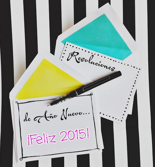 ¡Bienvenidos al 2015 Everybody!