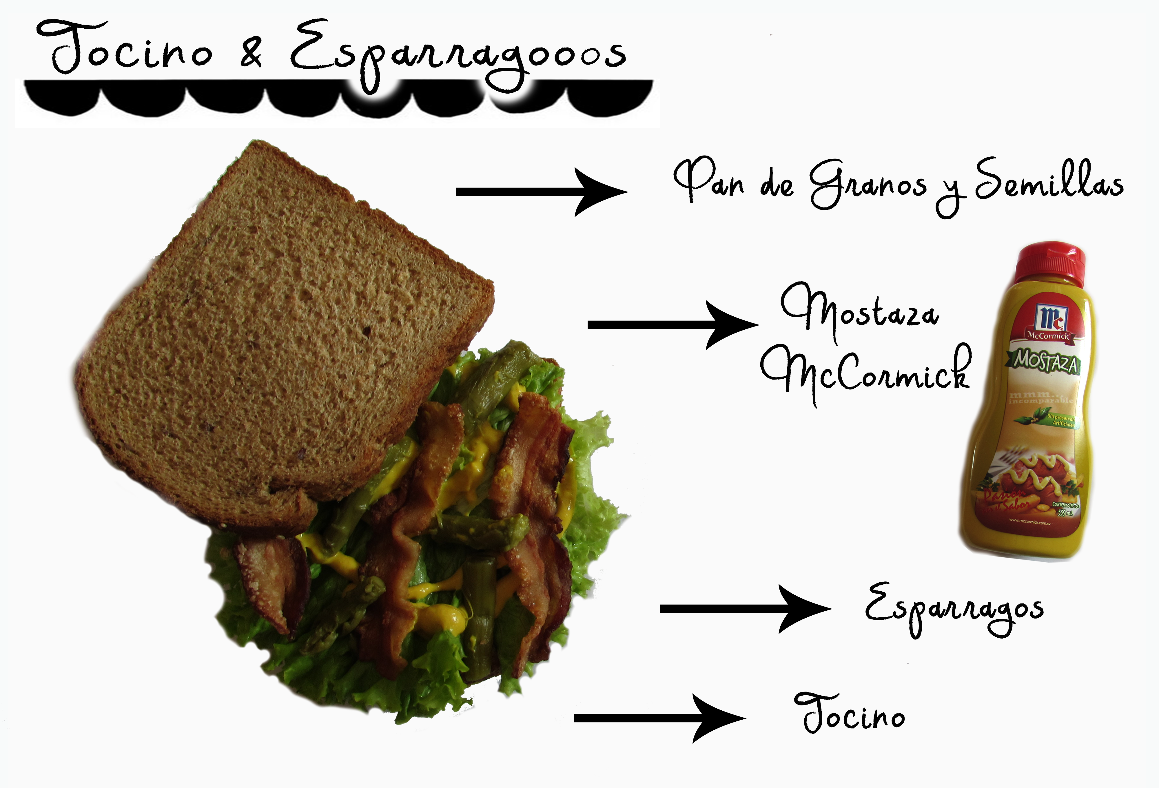 ¡Inventémonos Sandwiches!