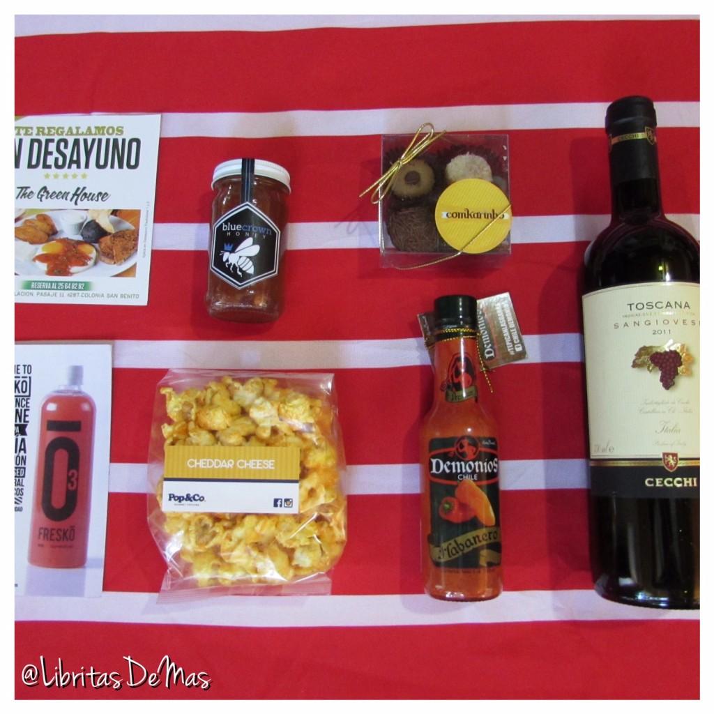 Bo Foodie Box, Libritas de Mas, Food Blog