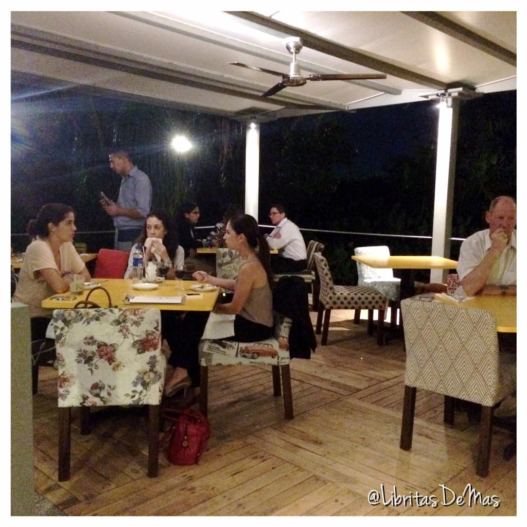 Benito, restaurante, Libritas de Mas, Food Blog
