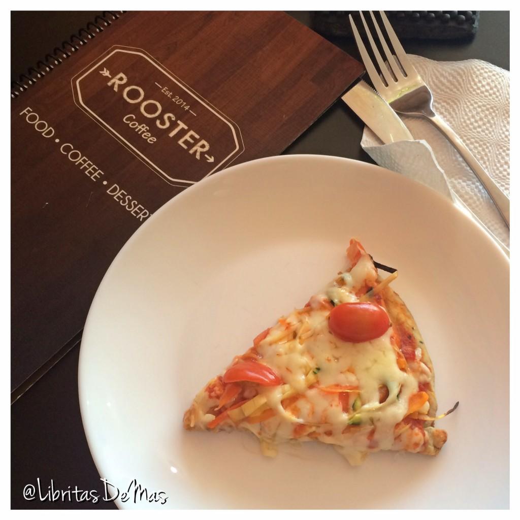 Rooster Coffee, Libritas de Mas, food blog, el Salvador, restaurante