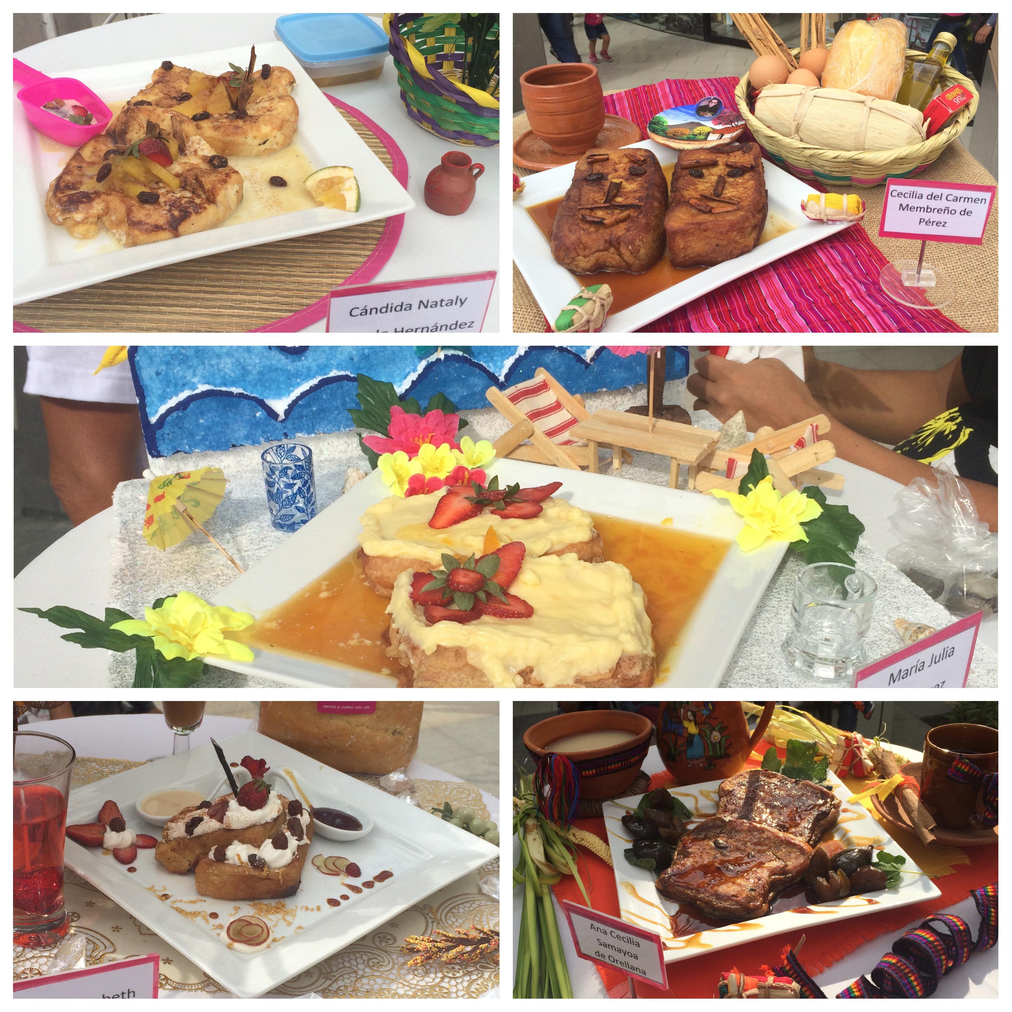 """#TBT … """"La Mejor Torreja del 2015"""" Panadería Rosario"""