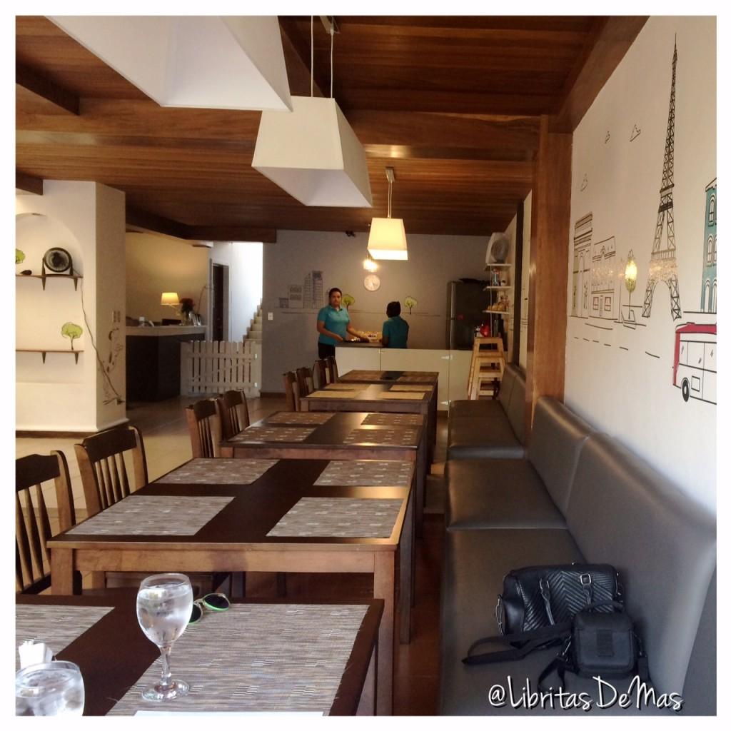 La Petite Maison Kindercafe, libritas de mas, food blog, el salvador, comida, restaurante