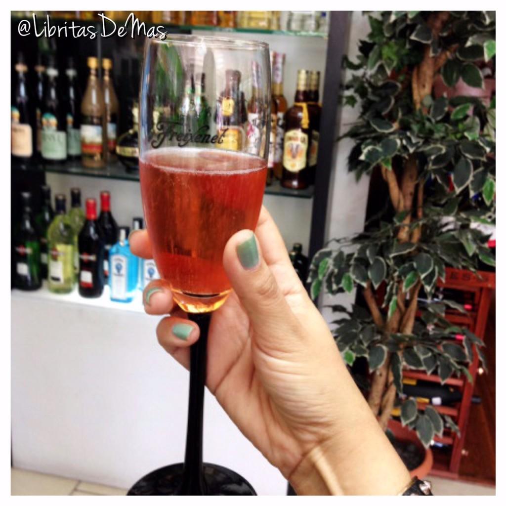 Freixenet, Elyssia, cava, champagne, el salvador, food blog, libritas de mas
