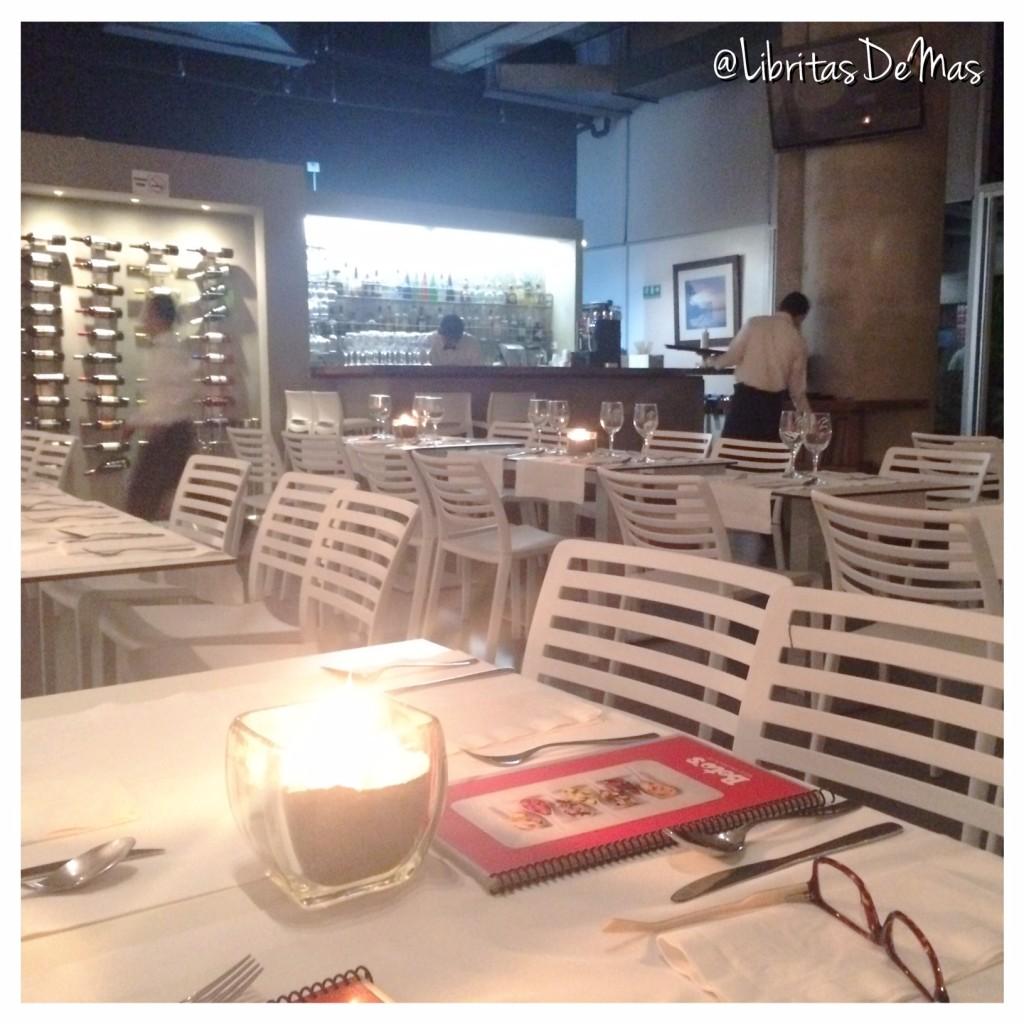 La Ola Beto´s Avante, Libritas de Más,Food Blog, Restaurante, El Salvador