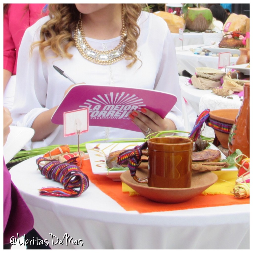 Torrejas, Panaderia Rosario, Food blog, Premio, Libritas de Mas, El Salvador