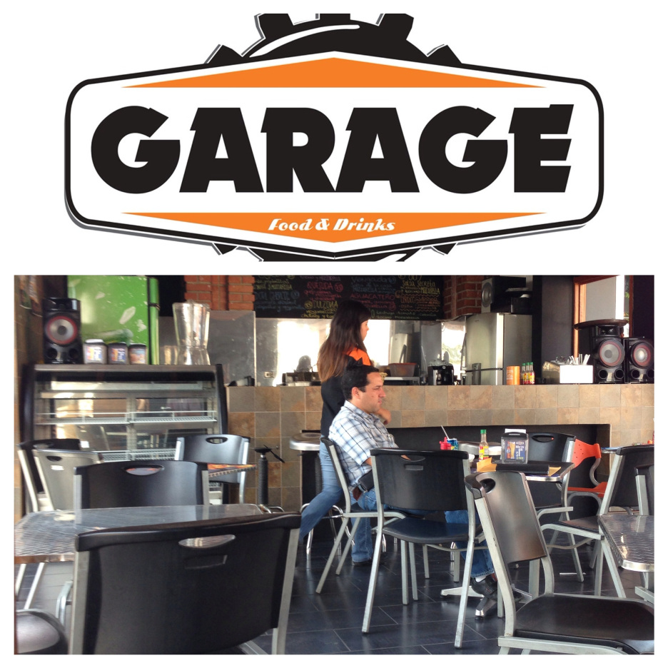 El garage, food blog, libritas de mas, el salvador
