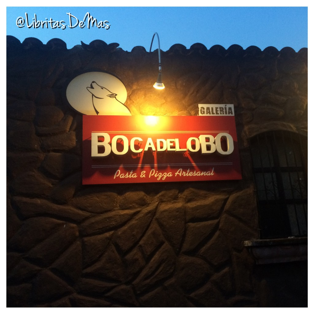 Boca del Lobo, food review, food blog, el salvador, restaurantes, comida italiana