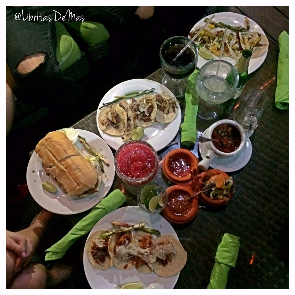 Los cebollines, restaurante, margaritas, tacos, el salvador, comida mexicana, restaurantes, restaurantes de el salvador, food blog