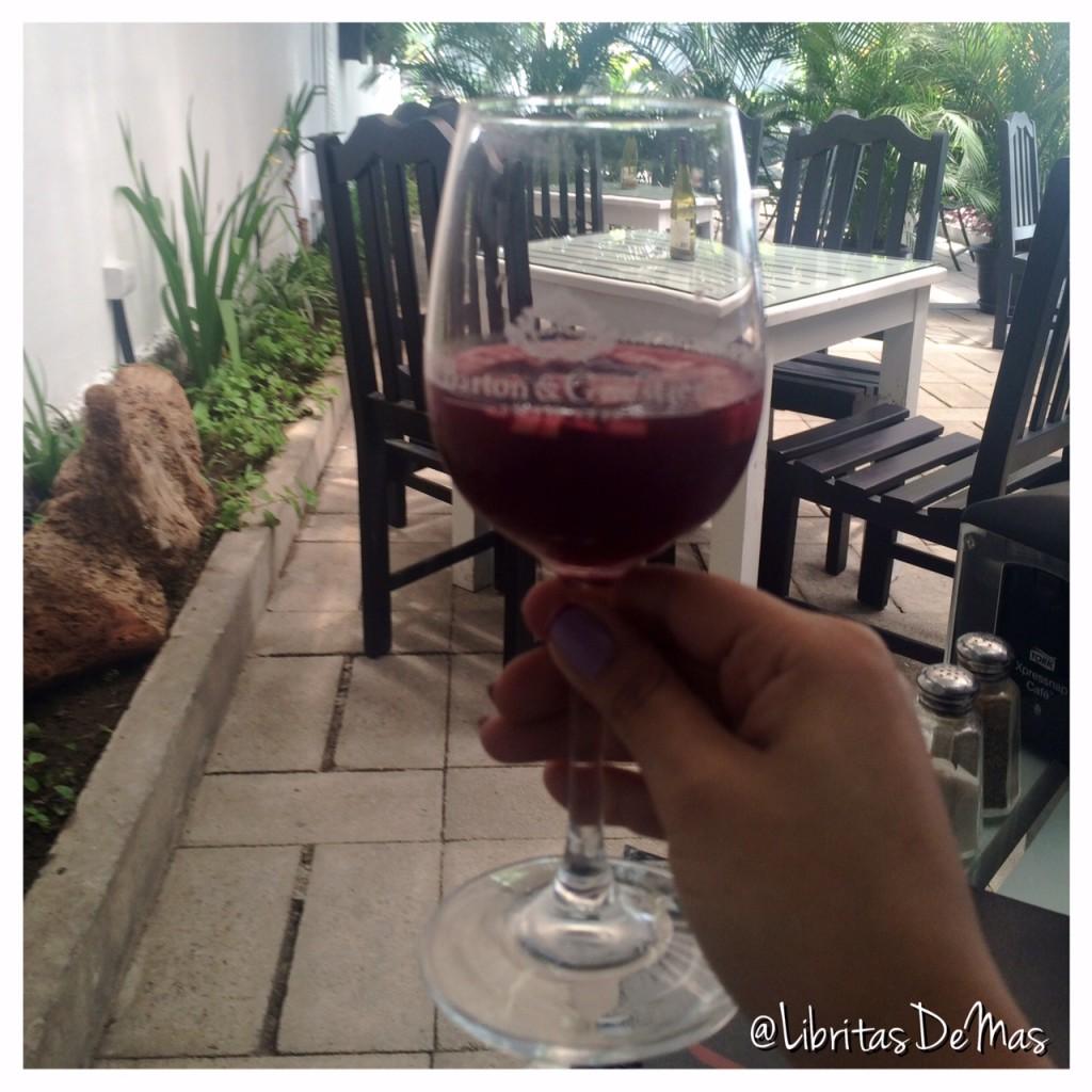 Atrio, restaurante, Libritas de mas, food blog, el salvador, comida, food