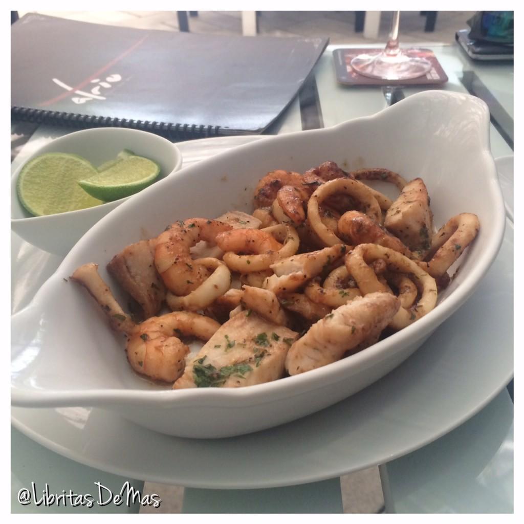 Atrio, restaurante, Libritas de mas, food blog, el salvador, comida, food,
