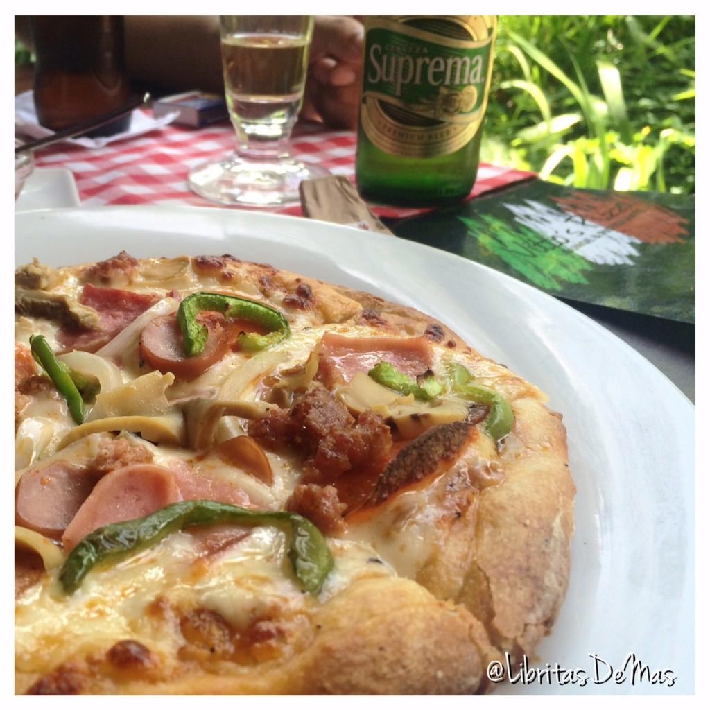 Vitto´s Pizza, el salvador, libritas de mas, pizzeria, food blog, reseñas de restaurantes, restaurantes en el salvador, comida italiana, pizza