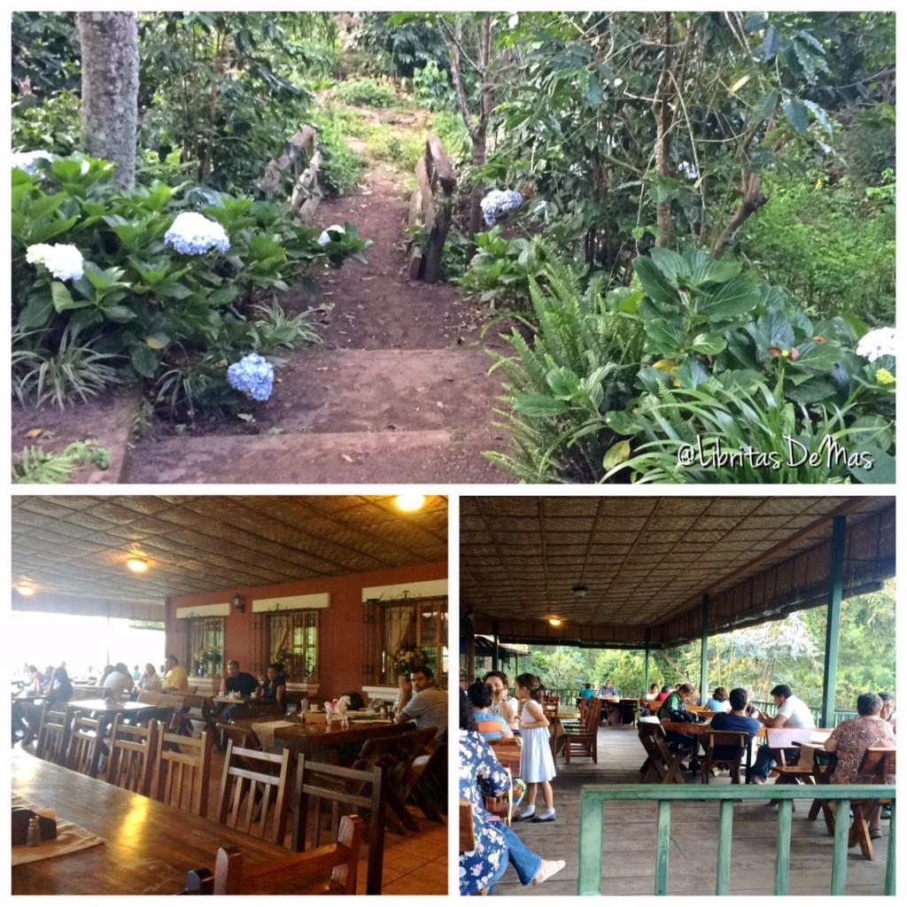 Café del Volcán, Libritas de Mas, food blog, el salvador, comida, restaurantes, comida tipica, turismo