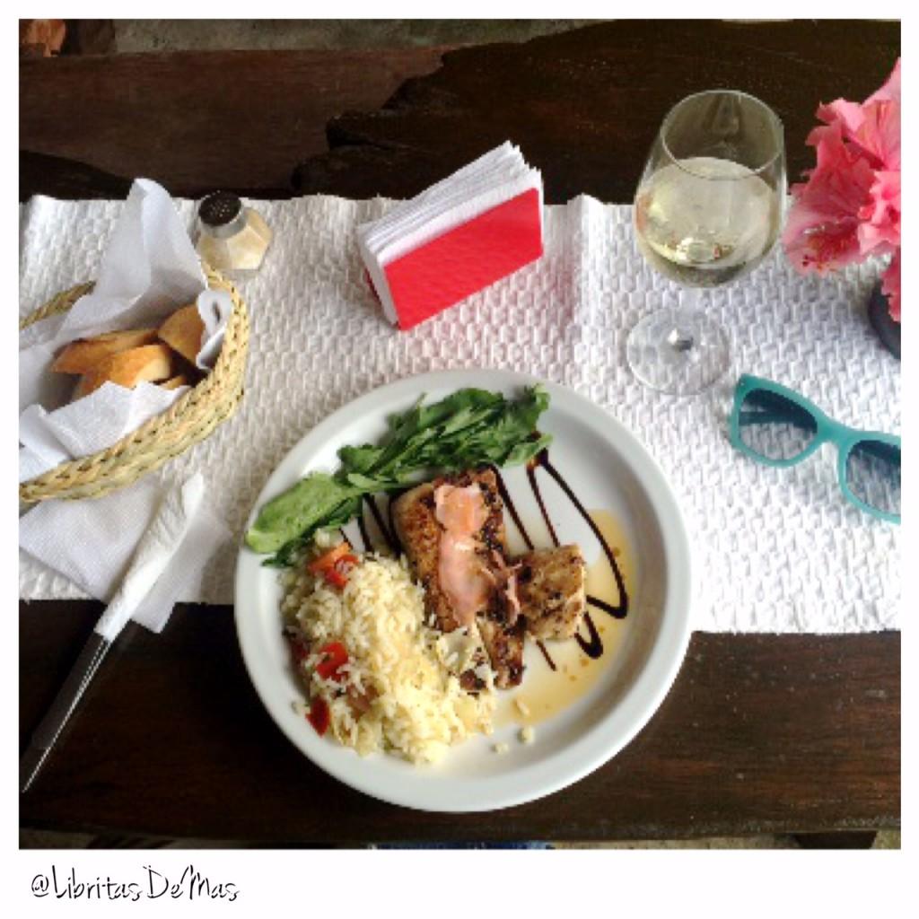 el mirador de la giralda, el salvador, food blog, libritas de mas, restaurante, rustico, menú, Lomito de Aguja
