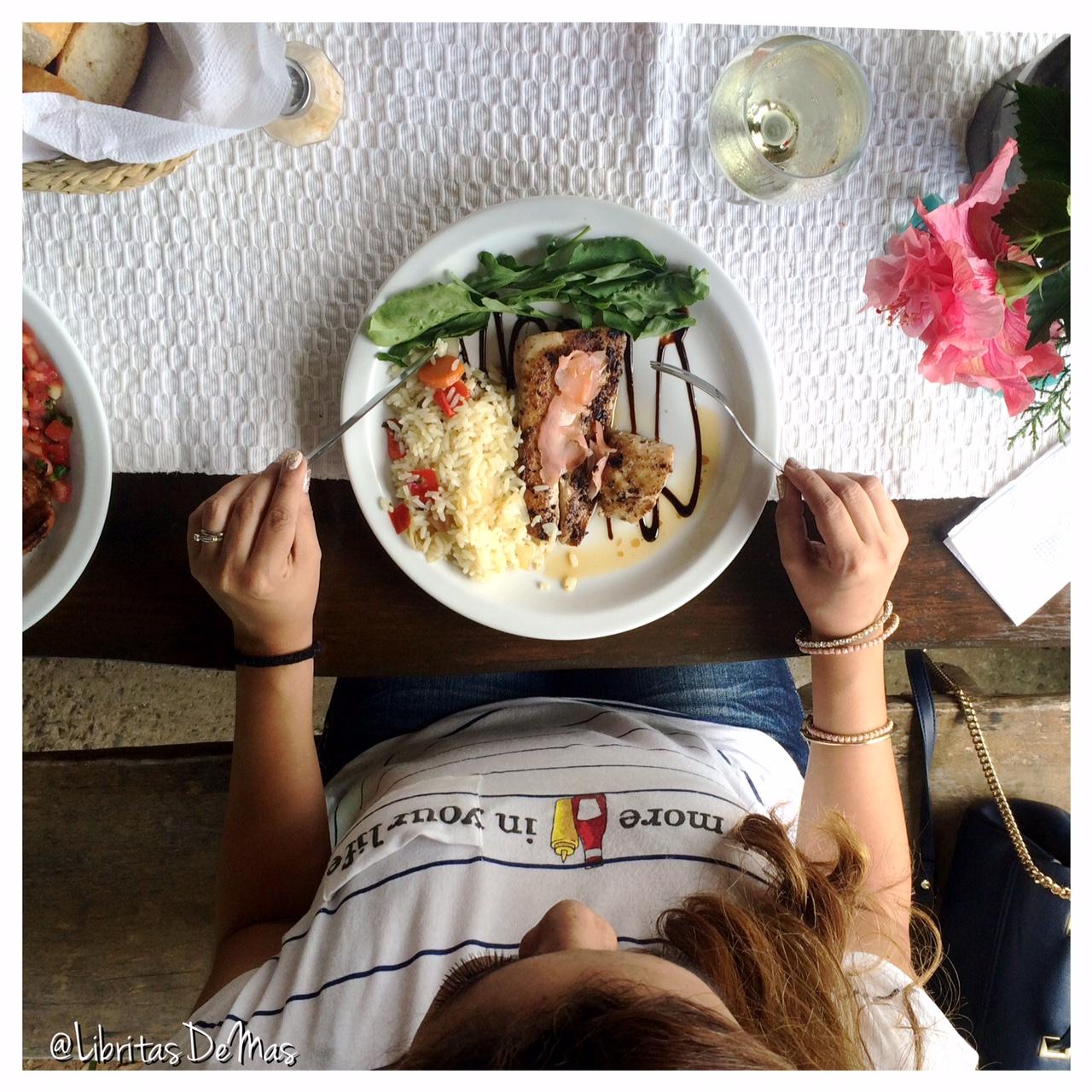 Una romántica cita a la hora del almuerzo… El Mirador de la Giralda