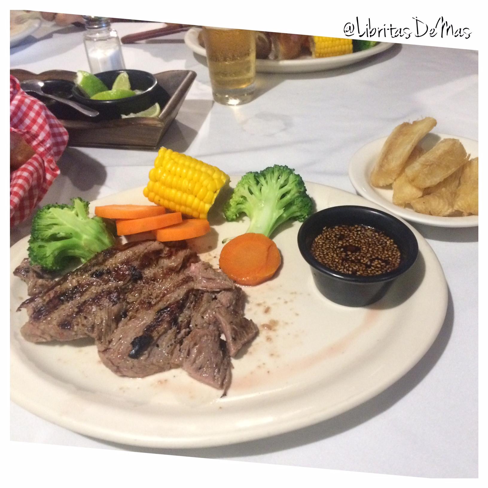 Un almuerzo de cumpleaños en La Pampa