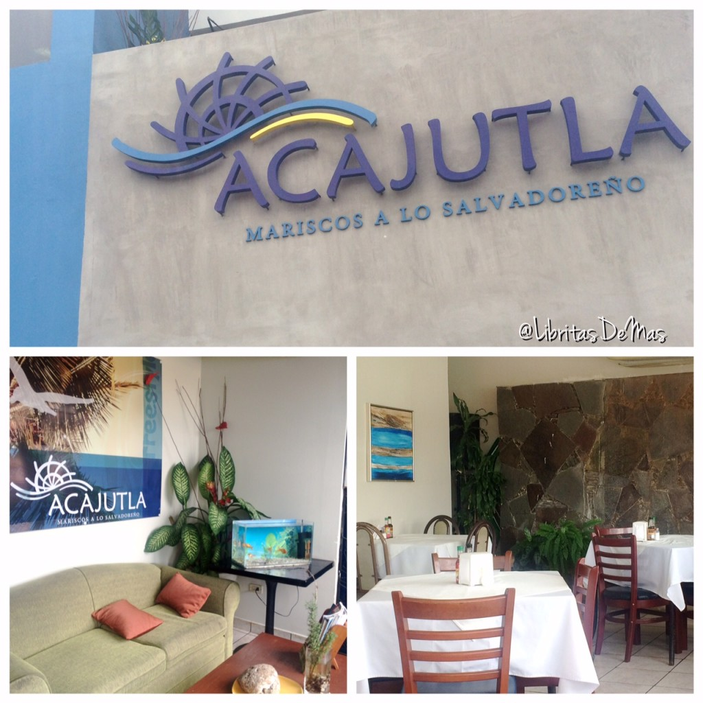 Restaurante Acajutla, restaurante, el salvador, sea food, mariscos, libritas de mas, food blog, fish, pescado, camarones, salvadoreño, comida, restaurantes de el salvador