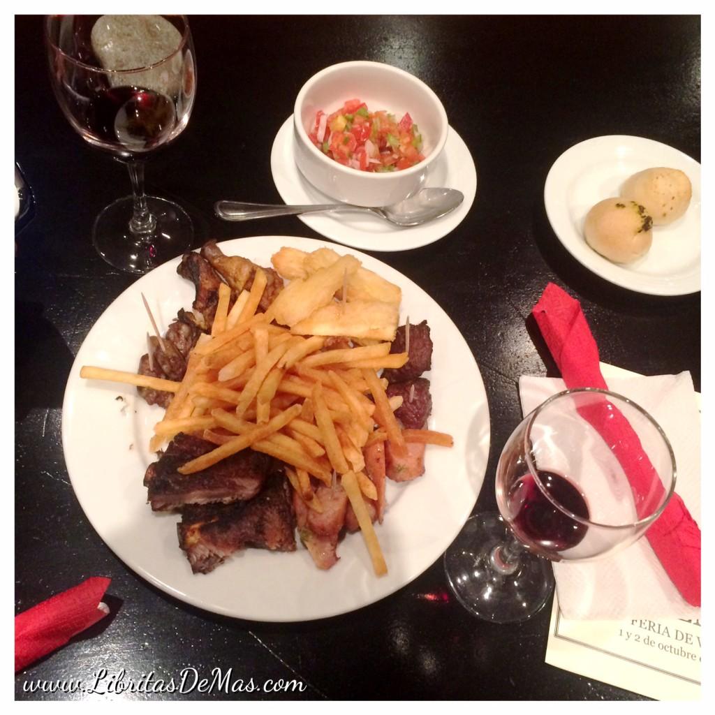 comida peruana, Roberto Cuadra, invite, invitacion, feria de vinos, ad, el salvador, diprisa, wine, vino, libritas de mas, food blog, comida salvadoreña, NAU, sushi