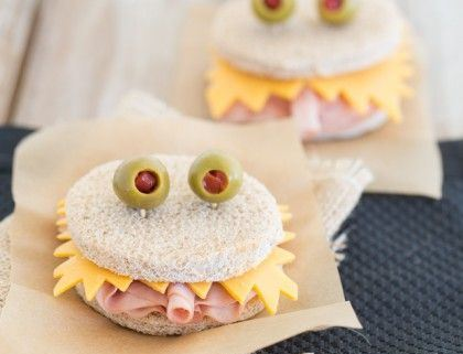 ¡Not so scary! Halloween Quick Snacks