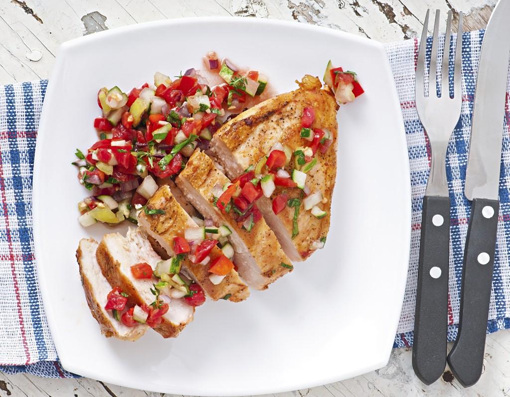 ingredientes, pollo, chicken, McCormick, recetas, cooking, cocinando, chef, aguacate, tomate, libritas de mas, food blog, el salvador