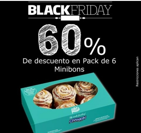 black friday, el salvador, restaurantes, food blogger , cinnabon