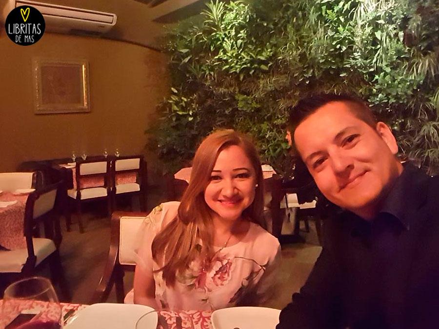 Brio Sole, el salvador, food blog, libritas de mas, cena, san valentin, restaurante, circo bar