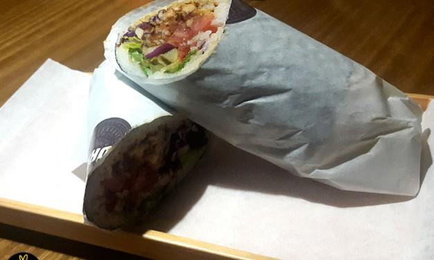 ¡Probando los Sushi-Burritos! … Sushos