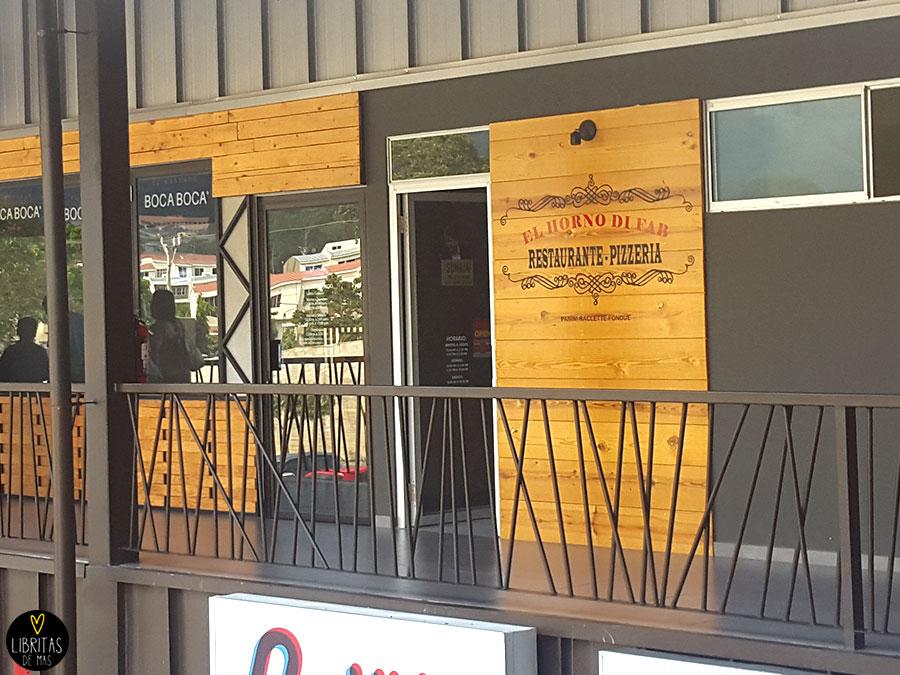 El Horno Di Fab, Pizzeria ,Pizza, Restaurante, El Salvador, Panini, Mr.R, Española, libritas de mas , food blog, blogs de comida, comida, food, blogs de el salvador, santa tecla, Centro Comercial Santa Rosa