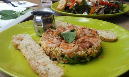 Un almuerzo con las amigas en el lugar perfecto – Delikat