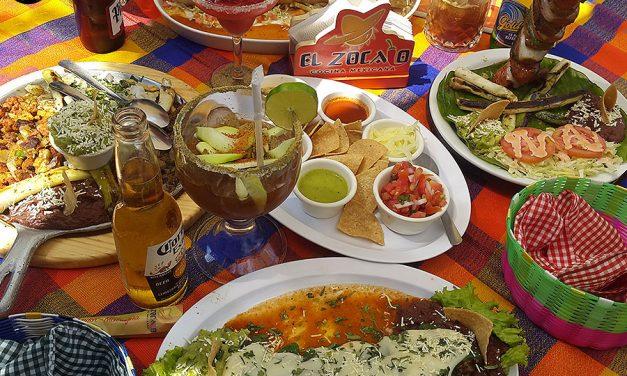 ¡3 Platillos de El Zócalo que no te puedes perder!