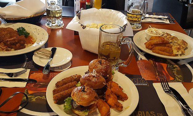 Strikers! El nuevo restaurante del Hotel Barceló