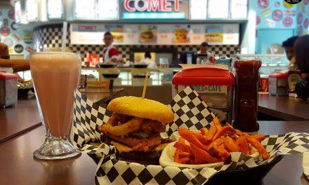 La nueva MEAT LOVERS de Comet Diner y los nuevos platillos en su menú.