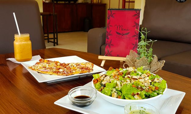¡Hay vino en mi pizza! – Black Cherry