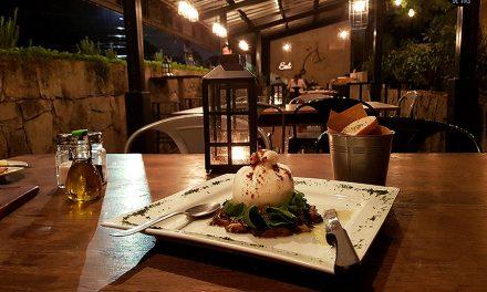 A Happy Date en La Burrata